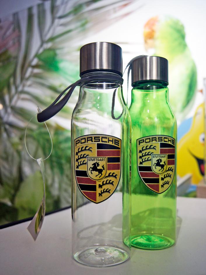 Profilerte Porsche flasker