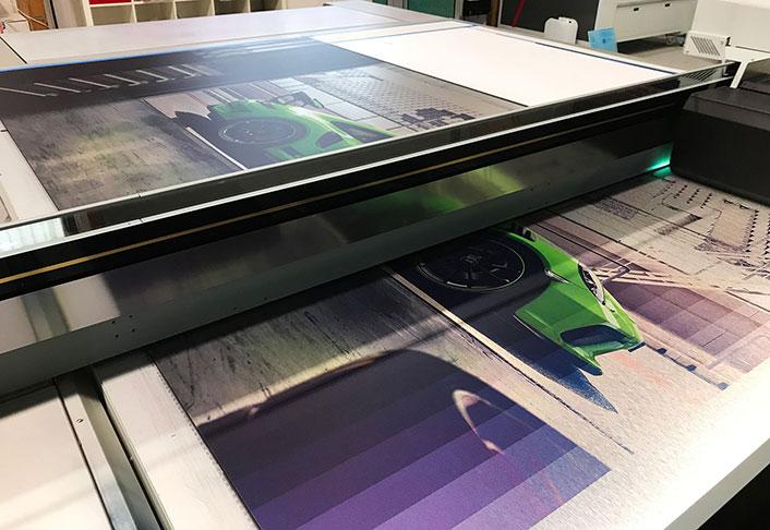 Printing av bilde