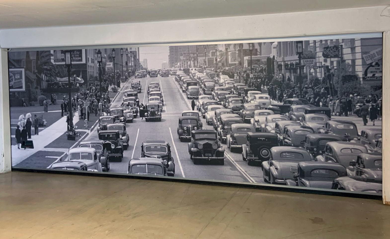 Printet foto på veggfolie